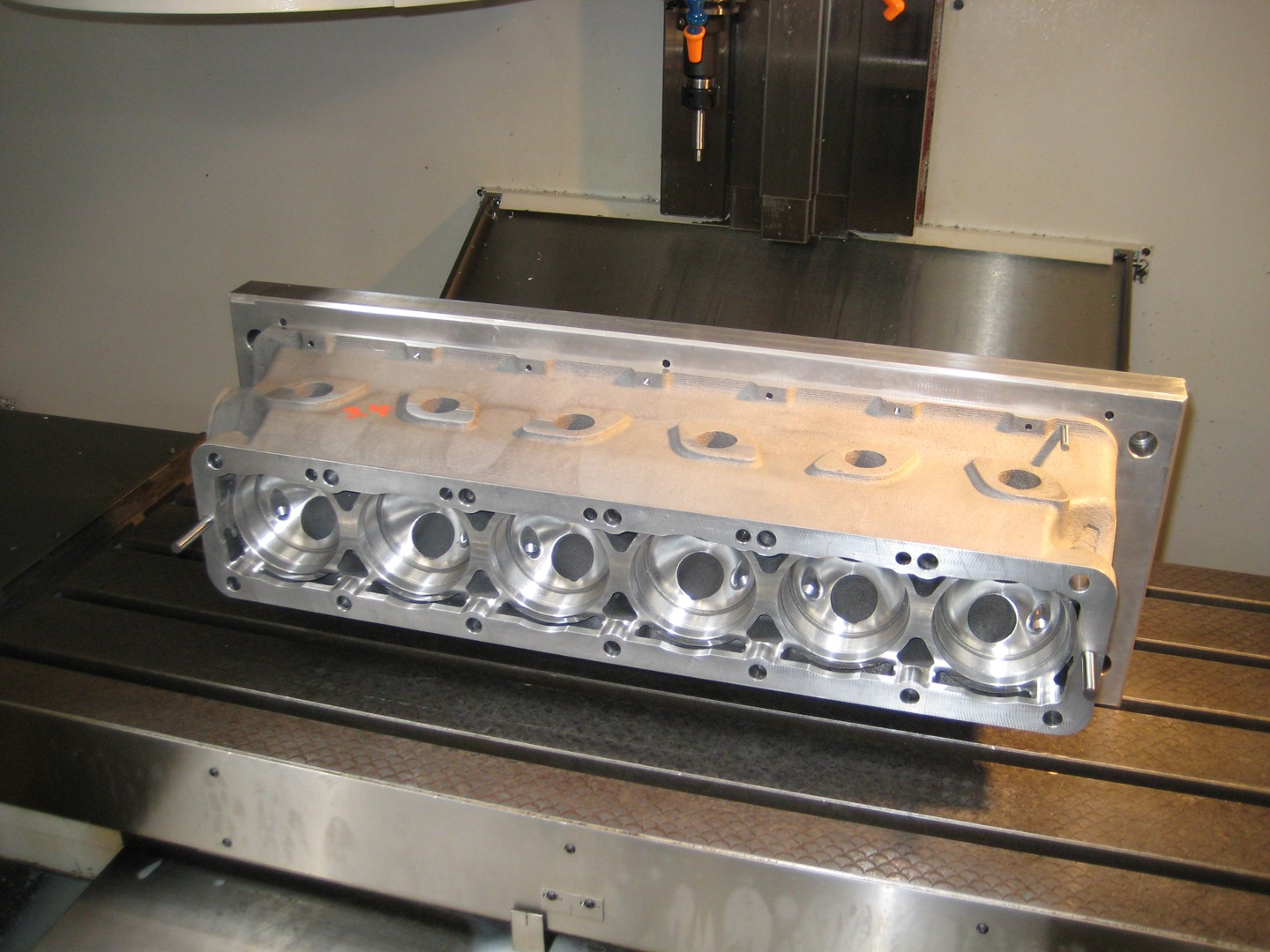 Machining Rockers