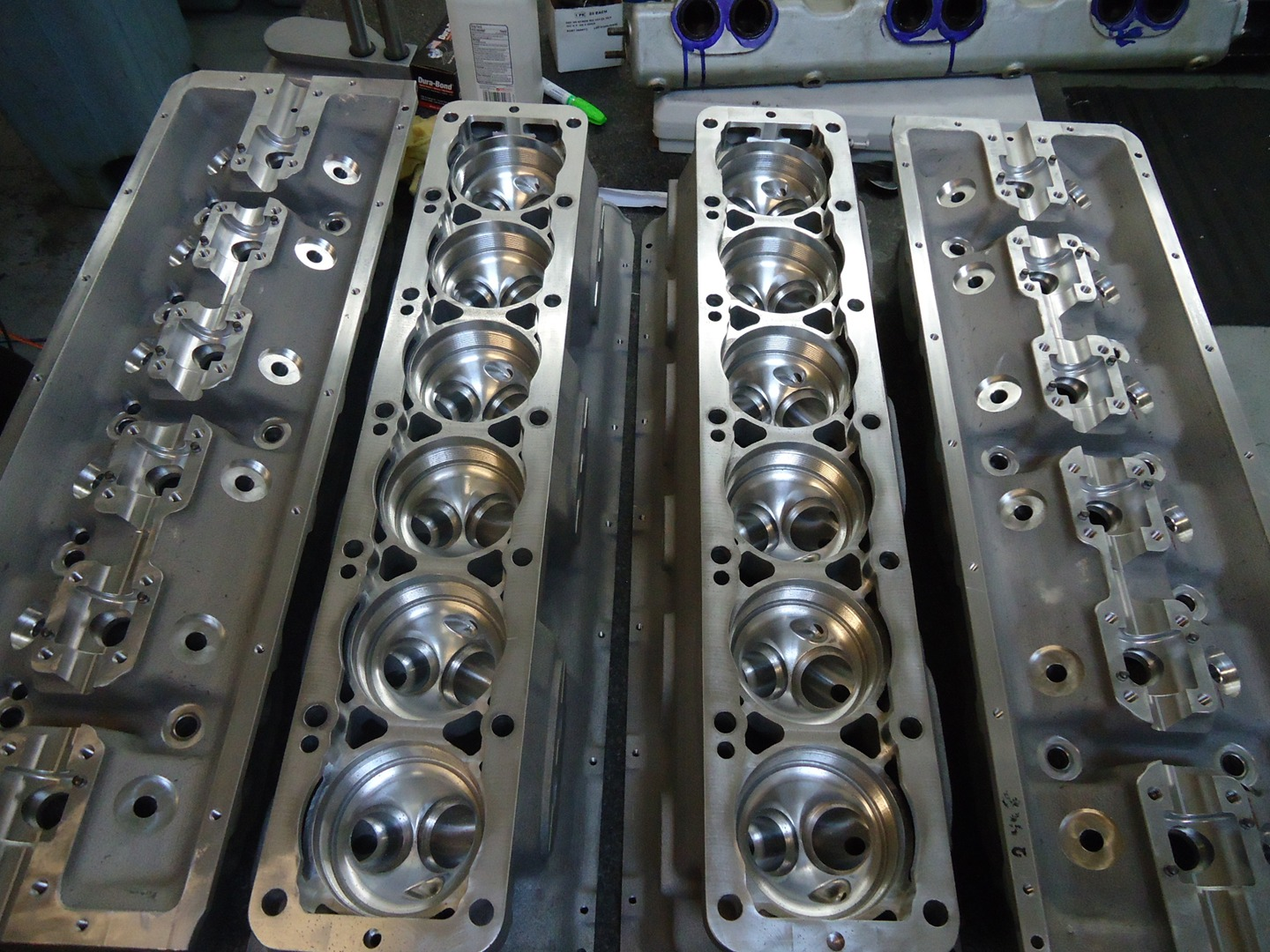 Machining of cylinder liners